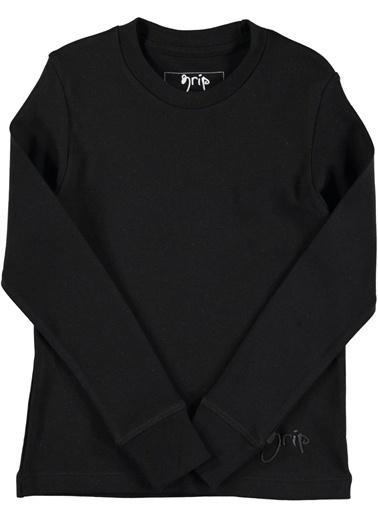 Grip Sweatshirt Siyah